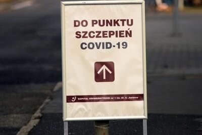 Koronawirus_Bydgoszcz_Szpital Uniwersytecki nr 1 im. dr. Antoniego Jurasza_baner_szczepienia koronawirus_COVID-19, SARS-CoV-2 - SF-3