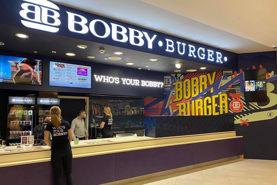 bobby burger, zielone arkady - materiały prasowe