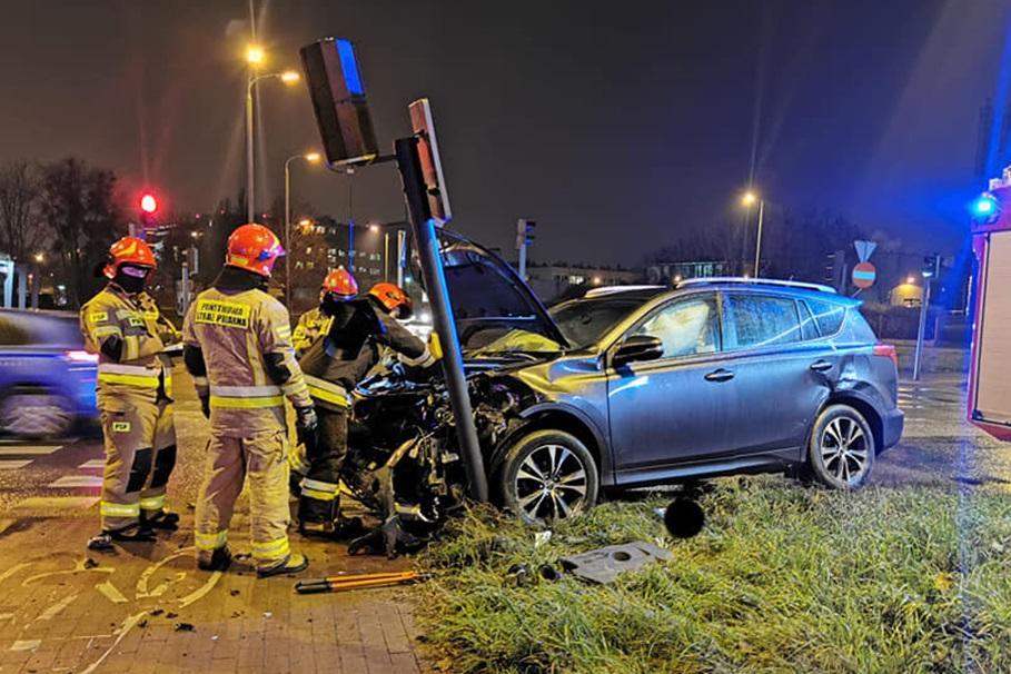 wypadek, rondo skrzetuskie - andruszczenko (3)