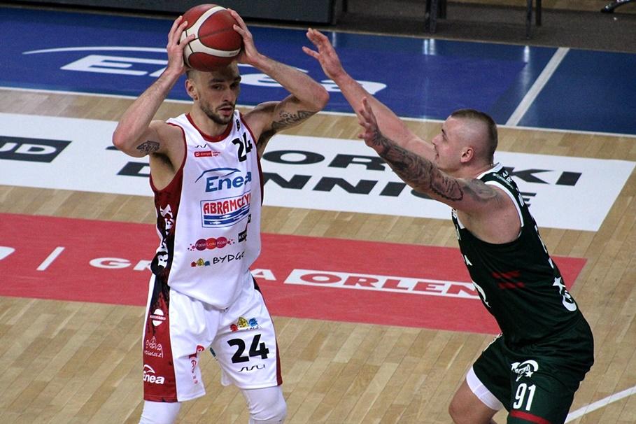 12-01-2021_koszykówka_Energa Basket Liga_Enea Astoria Bydgoszcz - Legia  Warszawa - JS (11) - Zane Waterman