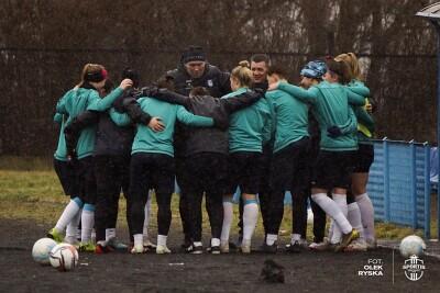 24-01-2021_piłka nożna_sparing_Sportis KKP Bydgoszcz - Polonia Środa Wielkopolska - AR (2)