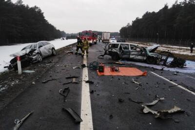 25-01-2021_wypadek_trasa S10_Toruń_KMP Toruń (6)