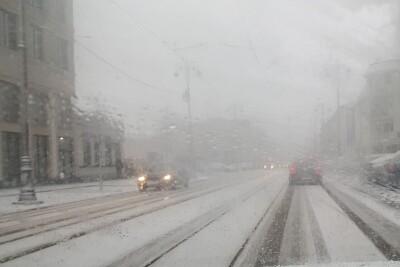 gdanska, bydgoszcz, snieg - st