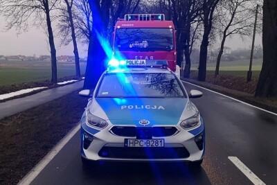 policja_straż pożarna_na sygnale_Kujawsko-Pomorskie_Robert Koniec-1