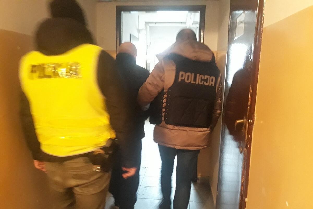zatrzymany_zabójstwo_policja_KPP Rypin