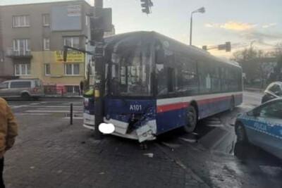 wypadek Skłodowskiej-Curie Bydgoszcz