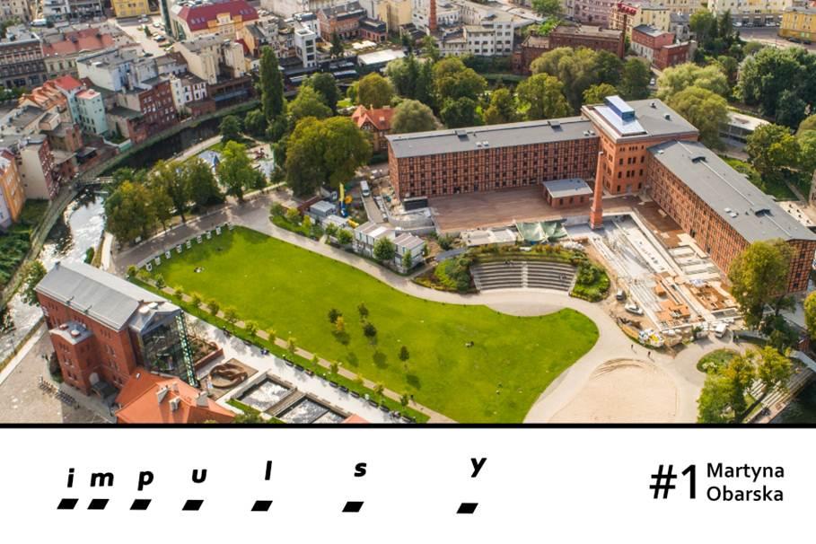 park kultury Bydgoszcz
