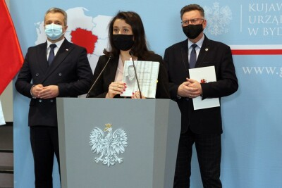 Edyta Cisewska, Mikołaj Bogdanowicz, Zbigniew Ostrowski