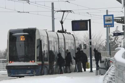 tramwaj do Fordonu Bydgoszcz