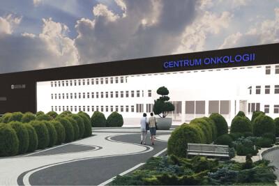 rozbudowa Centrum Onkologii Bydgoszcz