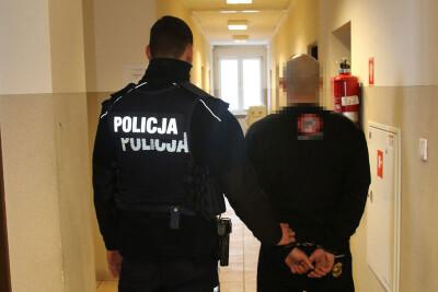 zatrzymany_naklo_kradziez_zakaz_jazdy_15022021_KPPNaklo