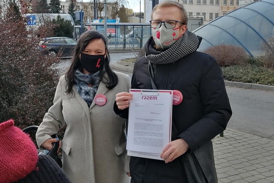 Karolina Kozłowska, Adam Hoffmann