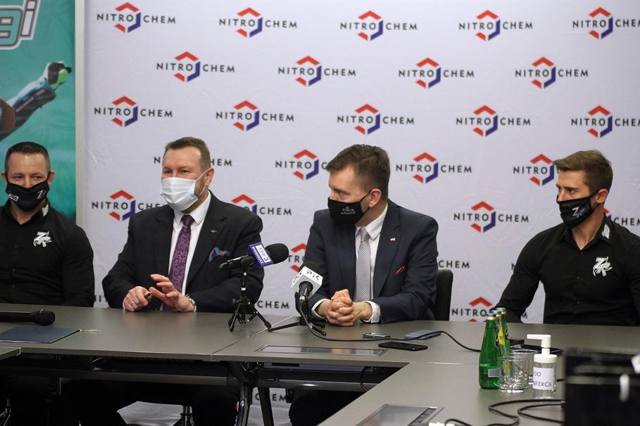 Andrzej Łysakowski, Łukasz Schreiber, Grzegorz Zengota, Marcin Stawluk