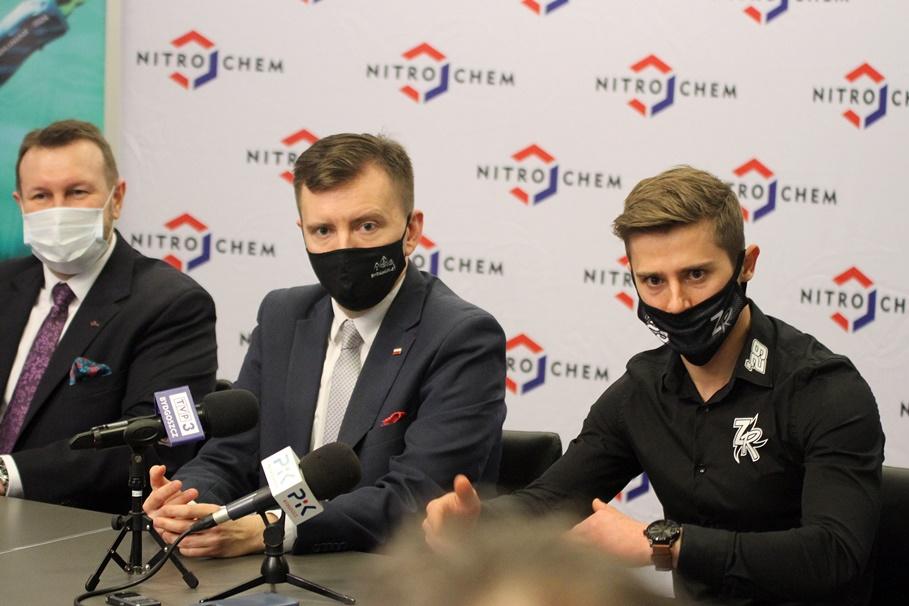 Andrzej Łysakowski, Łukasz Schreiber, Grzegorz Zengota