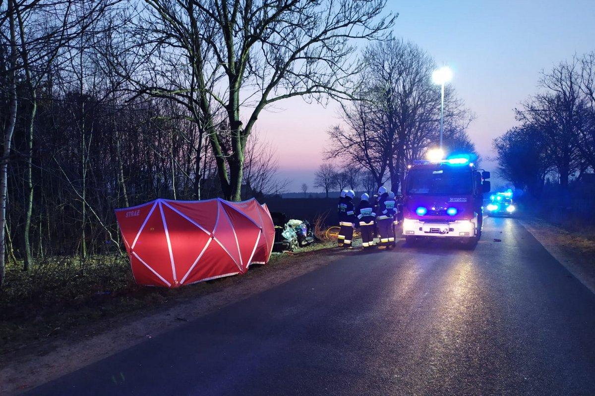 wypadek Bobrowo