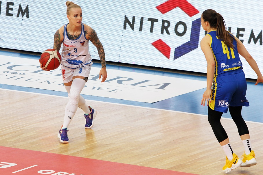 Angelika Stankiewicz, Barbora Balintova