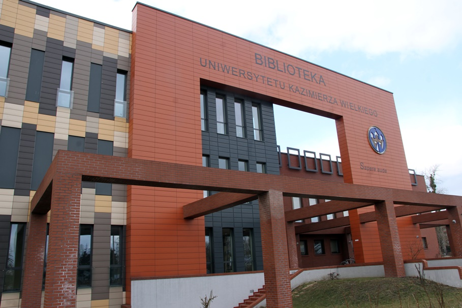 Biblioteka UKW Bydgoszcz