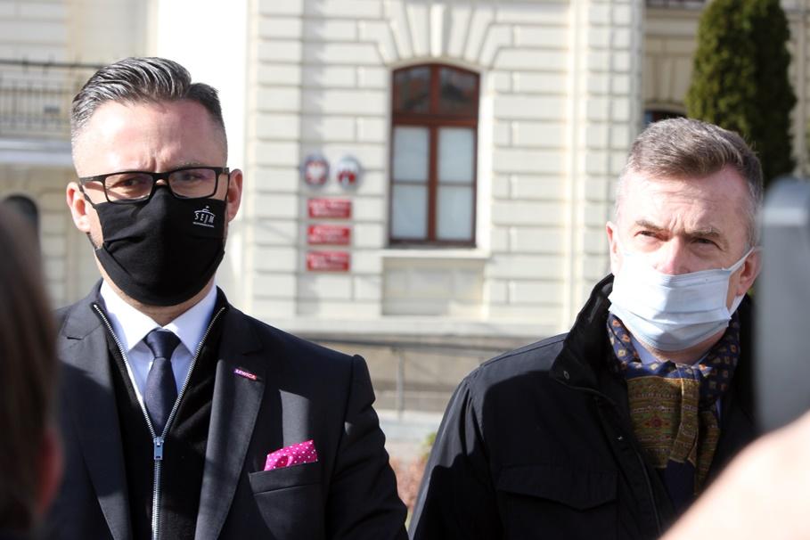 Marcin Kulasek, Dariusz Wieczorek