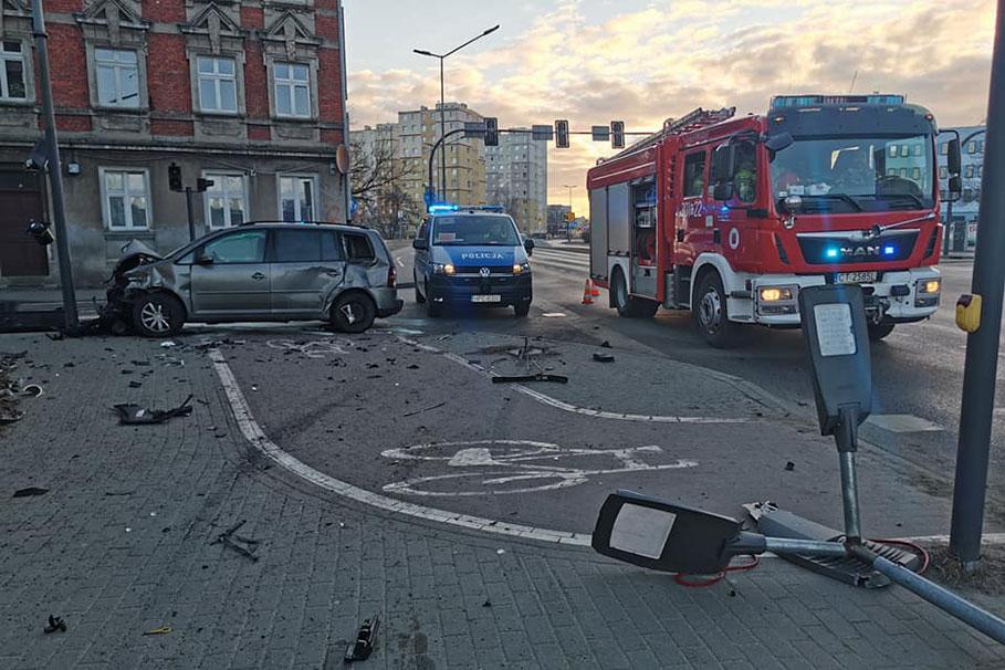 wypadek Solskiego Bydgoszcz