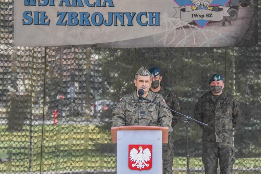 gen. dyw. Dariusz Ryczkowski