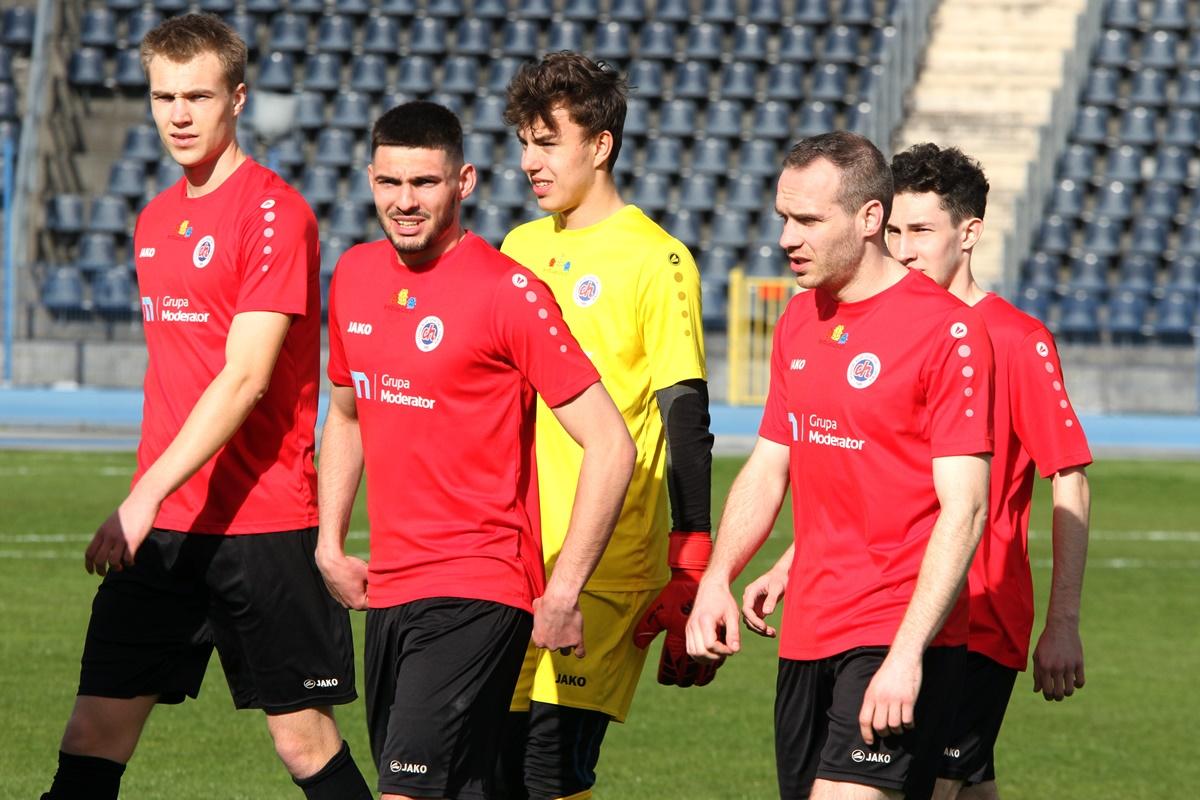 Gabriel Pieczyński, Patryk Perliński, Oskar Klon, Adam Kacprzak, Kamil Serafin