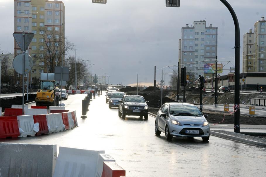 rondo Kujawskie Bydgoszcz