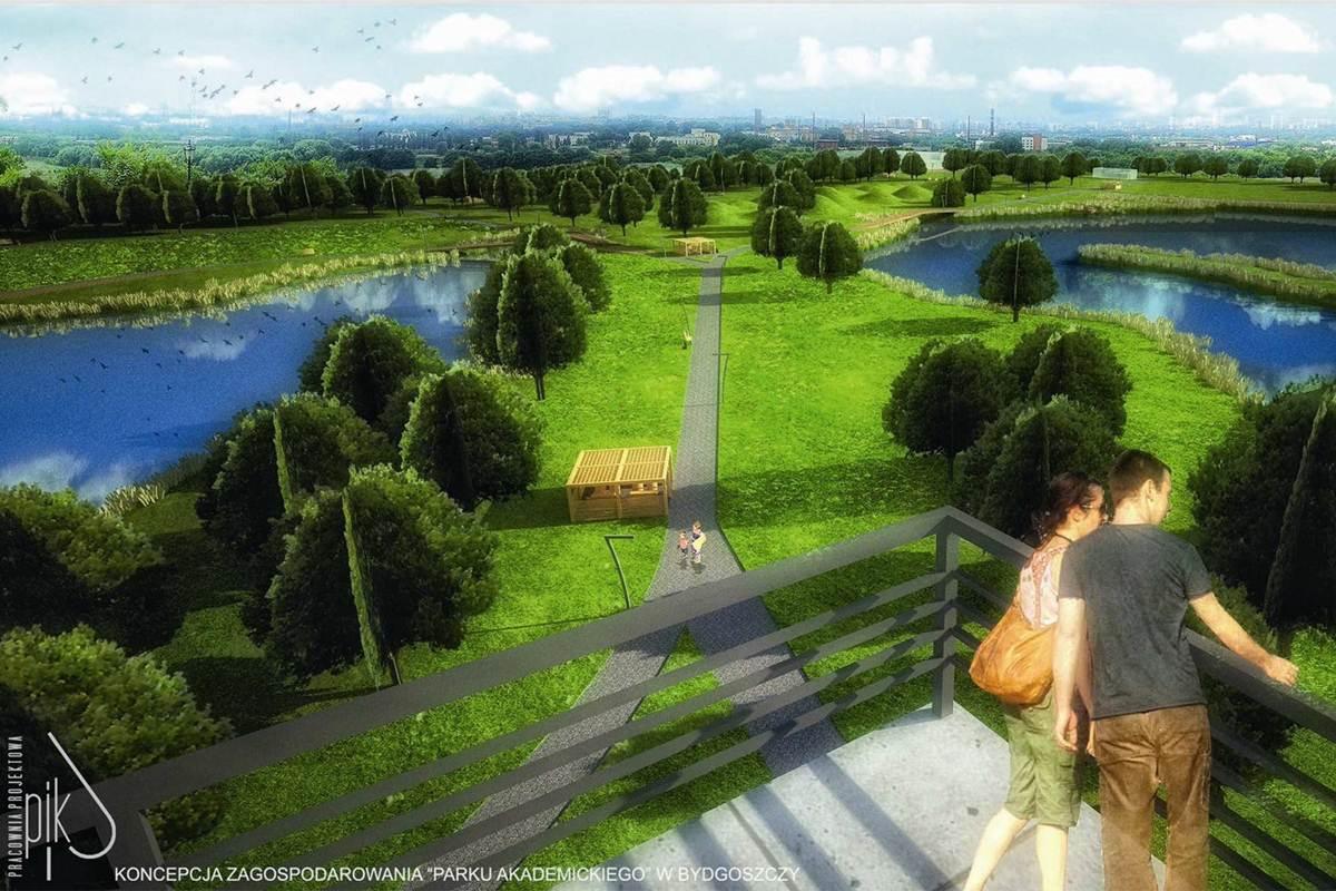park akademicki