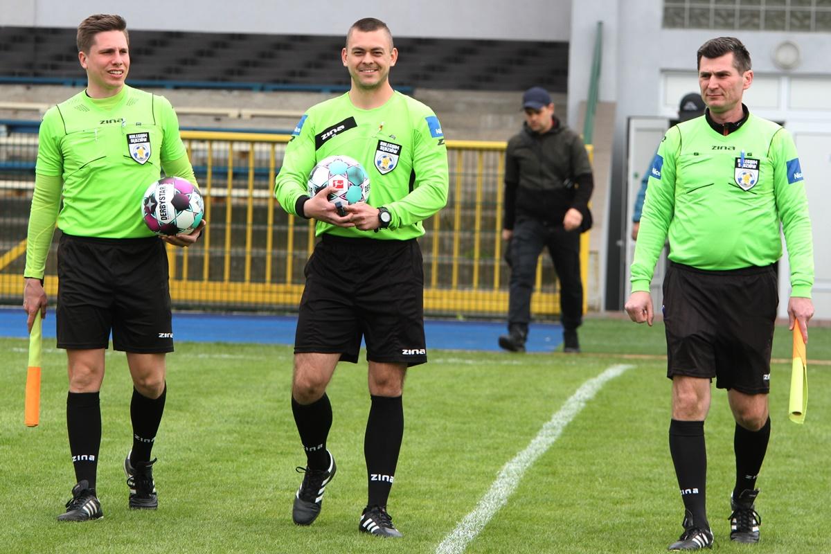 Maciej Kaczmarek, Marcin Wódkowski, Aleksander Nowicki