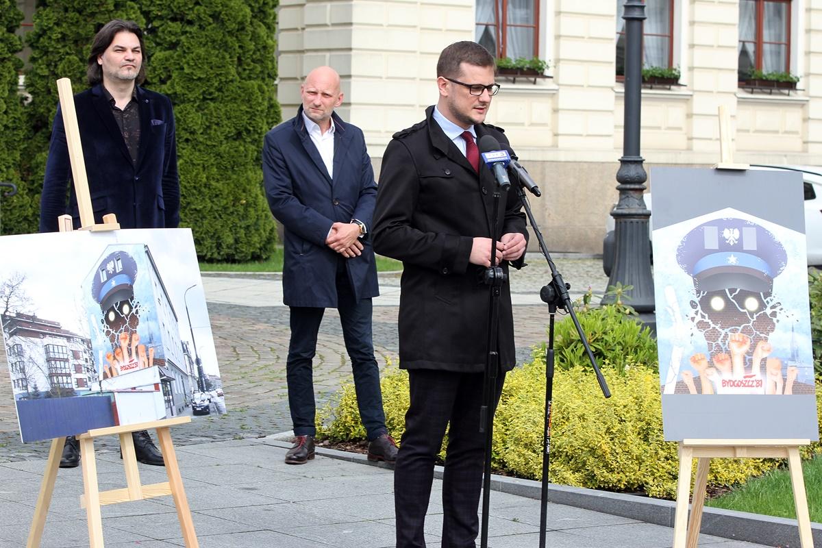 Michał Sztybel, Marek Iwiński, Dariusz Markowski