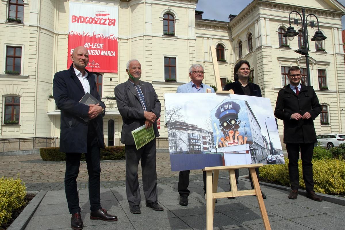 Dariusz Markowski, Jan Rulewski, Antoni Tokarczuk, Marek Iwiński, Michał Sztybel