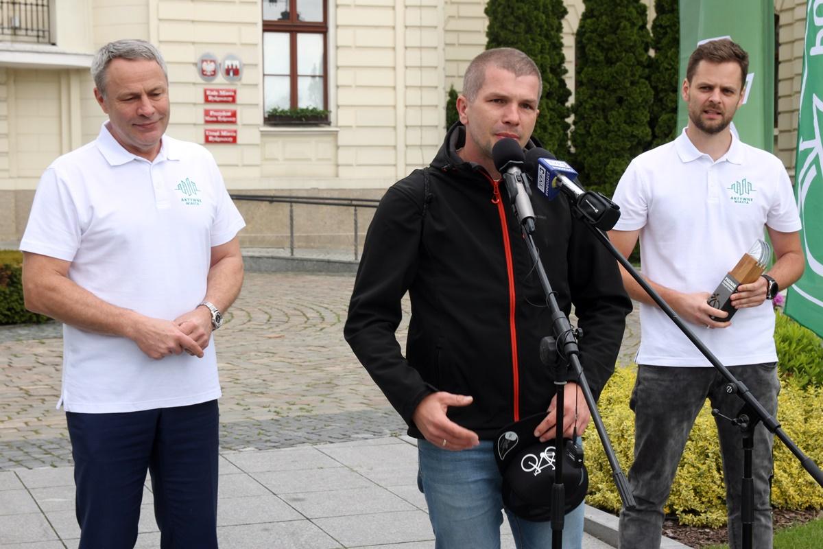 Rafał Bruski, Tomasz Dobrowolski, Szymon Drzewiecki