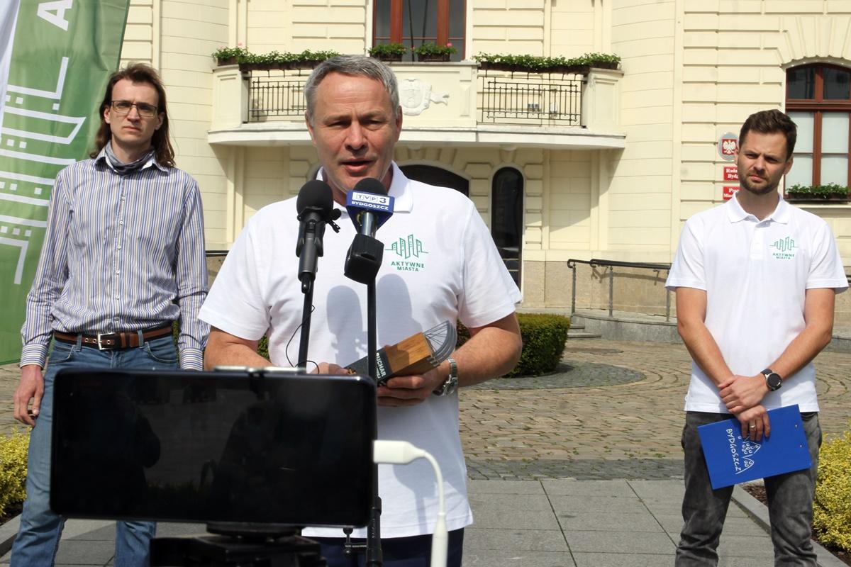 Rafał Bruski, Tomasz Dobrowolski, Wojciech Bulanda