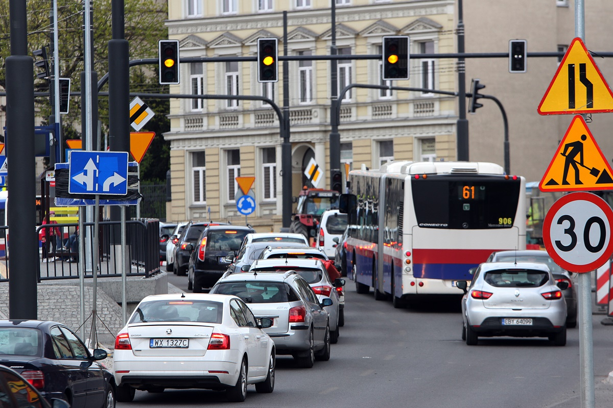 rondo Bernardyńskie Bydgoszcz