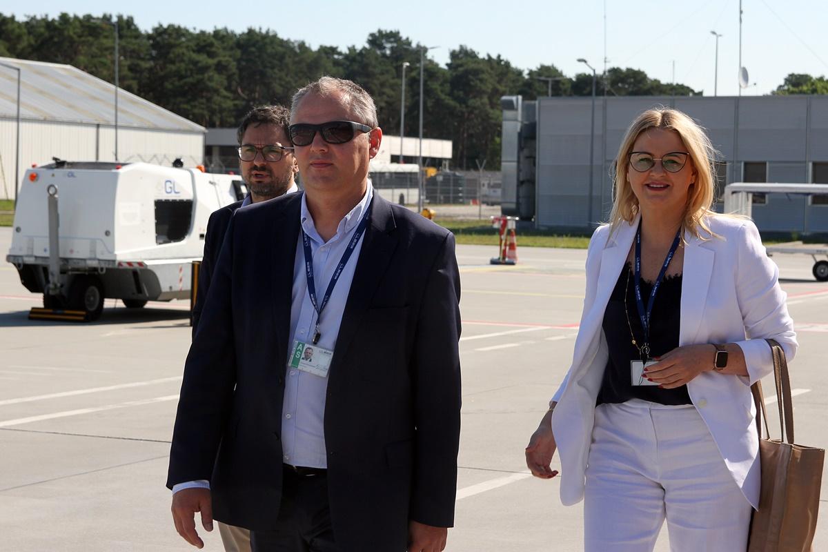 Aneta Jędrzejewska, Tomasz Moraczewski