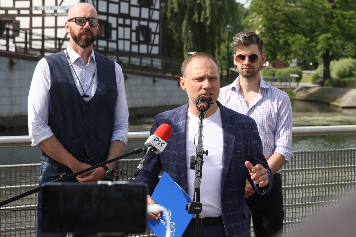 Łukasz Krupa, Jacek Pawlewski, Mikołaj Macioszczyk
