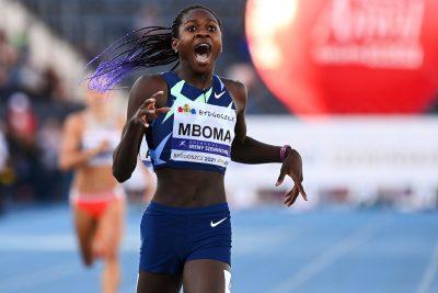Christine Mboma