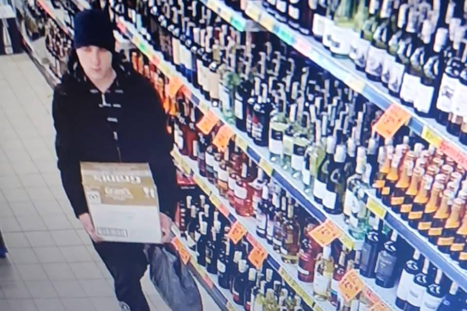 złodziej whisky kossaka