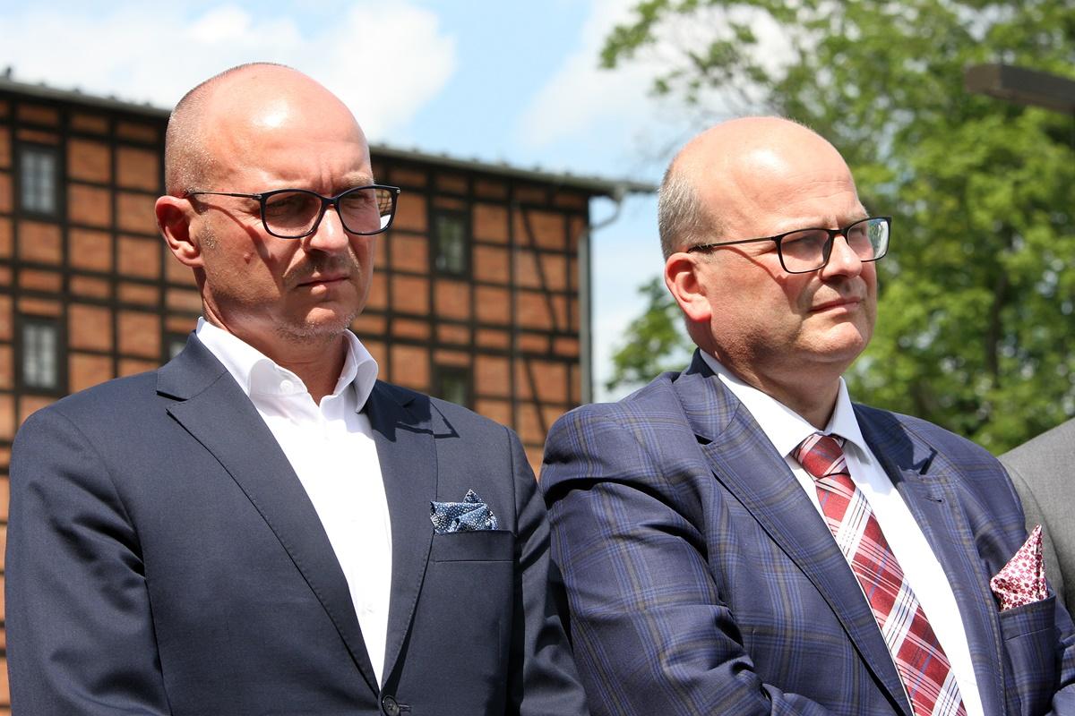 Marek Wojtkowski, Maciej Glamowski