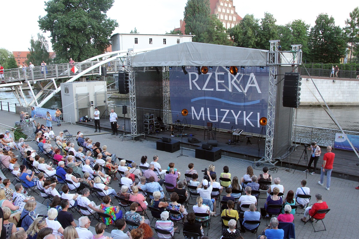 Rzeka Muzyki Bydgoszcz