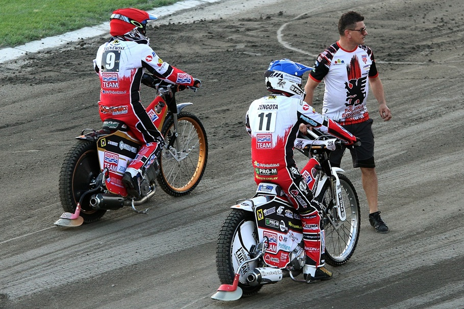 Daniel Jeleniewski, Grzegorz Zengota