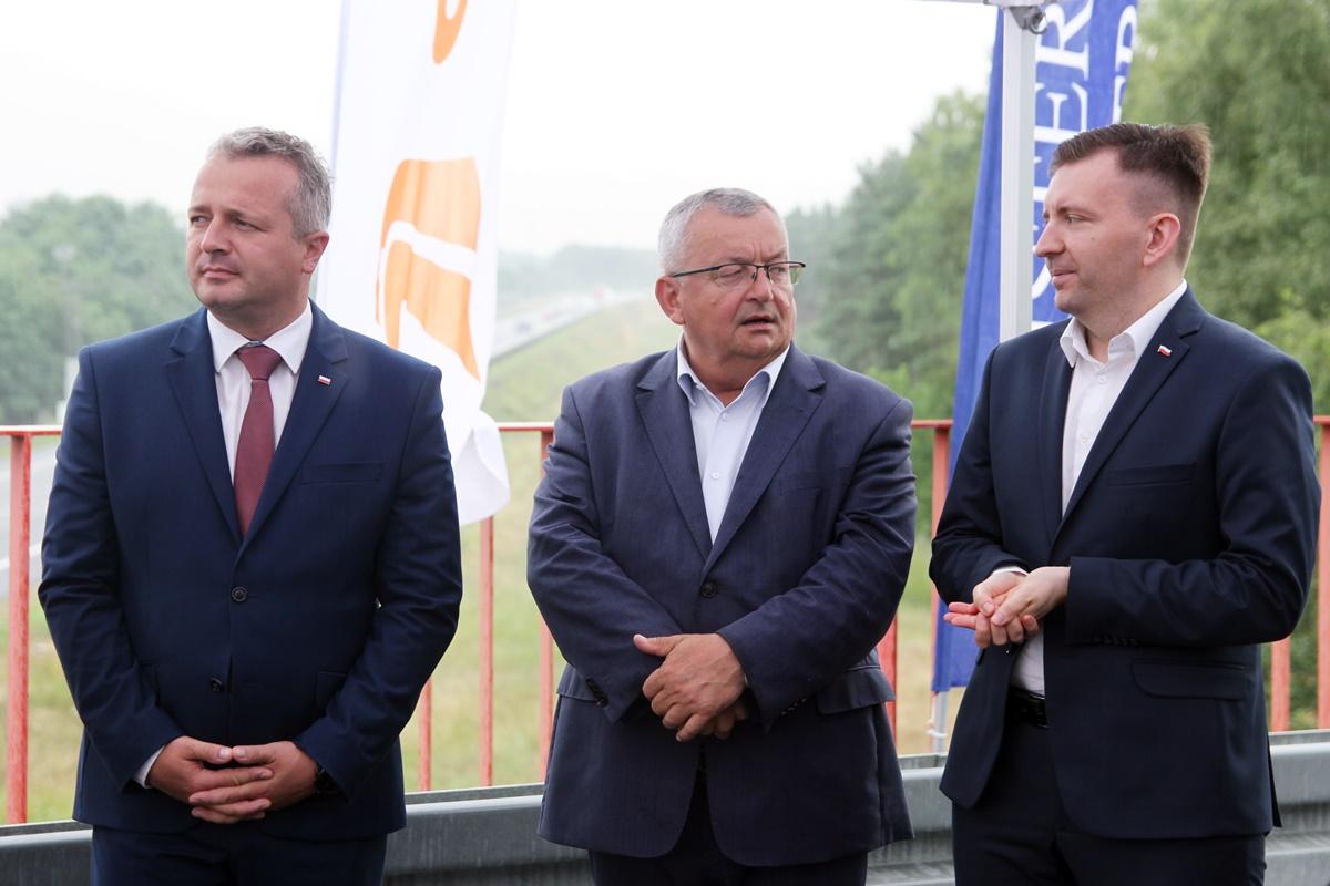Mikołaj Bogdanowicz, Andrzej Adamczyk, Łukasz Schreiber