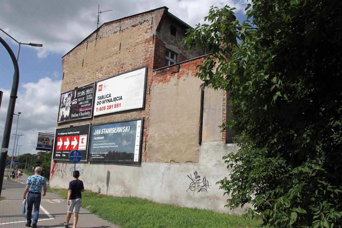 Kamienica Solskiego Bydgoszcz