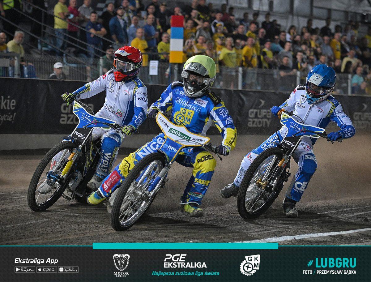 Krzysztof Buczkowski, Wiktor Lampart, Kenneth Bjerre