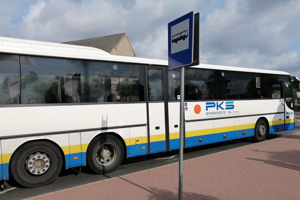 Autobus PKS Bydgoszcz
