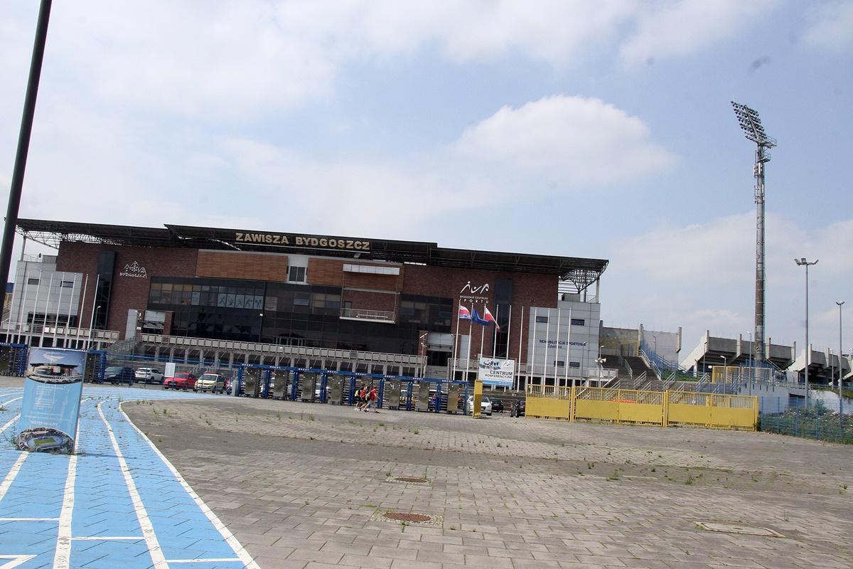 Stadion Zawisza Bydgoszcz