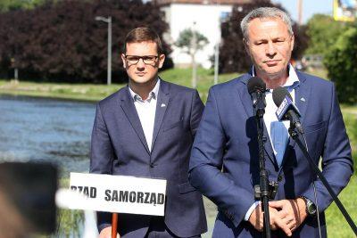 Rafał Bruski, Michał Sztybel