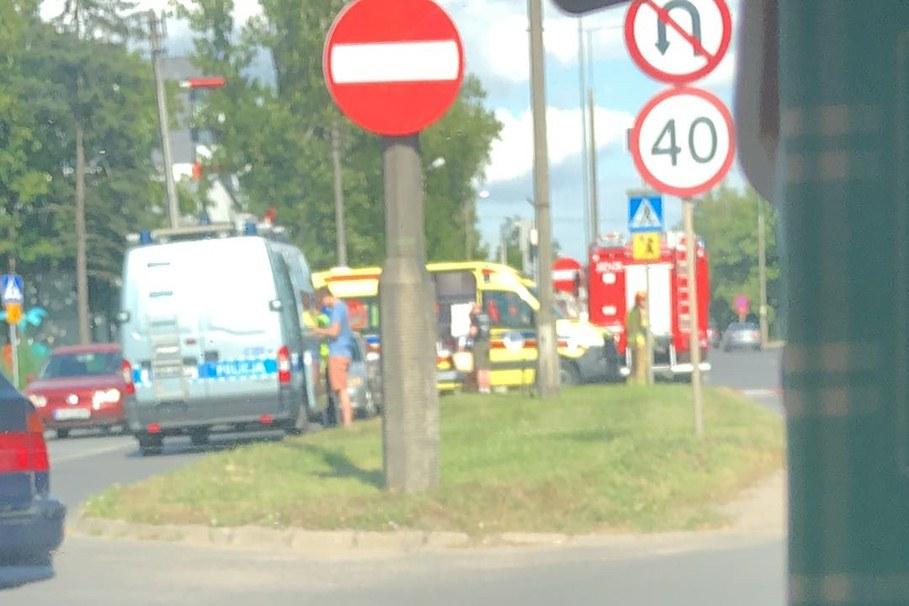 wypadek fordońska