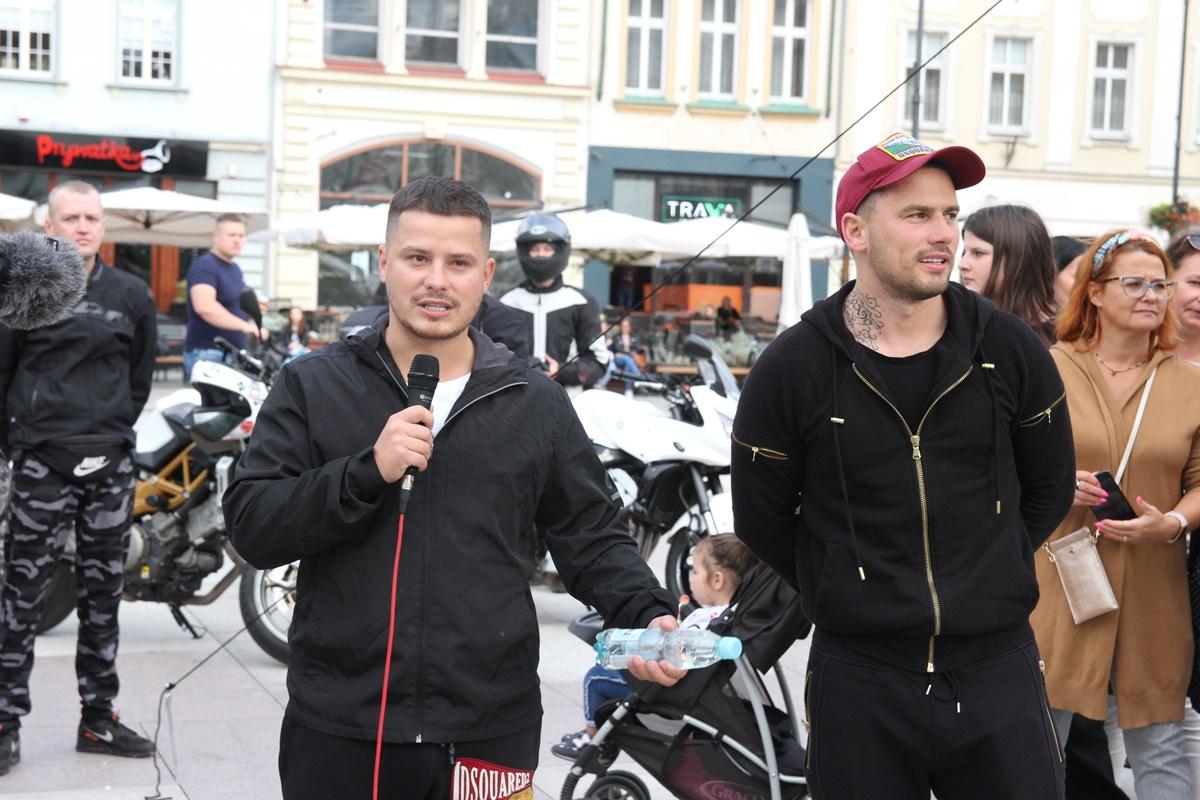 Grzegorz Collins, Rafał Collins