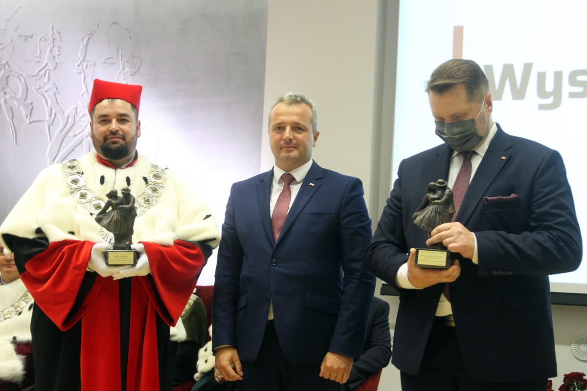 Mikołaj Bogdanowicz, Przemysław Czarnek, Marek Adamski