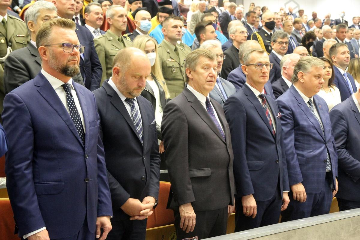 Mirosław Kozłowicz, Piotr Całbecki, Jan Szopiński, Dariusz Kurzawa, Piotr Król, Ewa Kozanecka
